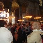 Santa Sofia a Istanbul, interno